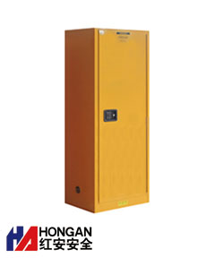 化学易燃品安全存储柜「22加仑」红/黄/蓝色-CHEMICAL SAFETY STORAGE CABINET