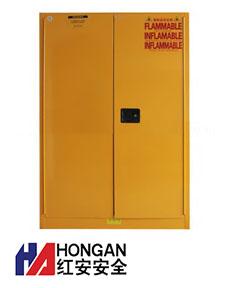 化学易燃品安全存储柜「90加仑」黄色-CHEMICAL SAFETY STORAGE CABINET