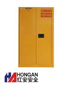 单桶型油桶存储柜「经典」黄色-OIL DRUM STORAGE CABINET