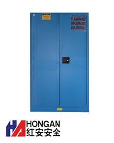 「60加仑」化学弱酸碱品安全存储柜-蓝色-CHEMICAL SAFETY STORAGE CABINET