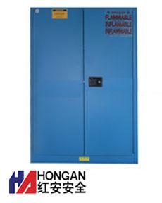 「90加仑」化学弱酸碱品安全存储柜-蓝色-CHEMICAL SAFETY STORAGE CABINET