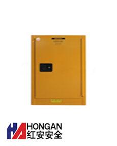 化学易燃品安全存储柜「12加仑」黄色-CHEMICAL SAFETY STORAGE CABINET