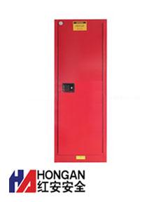 「22加仑」化学可燃品安全存储柜-红色-CHEMICAL SAFETY STORAGE CABINET