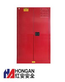 「60加仑」化学可燃品安全存储柜-红色-CHEMICAL SAFETY STORAGE CABINET