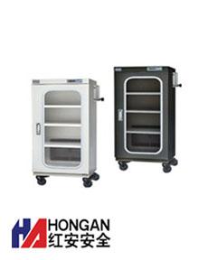 「160升」全自防静电氮气柜,防静电柜-黑色,瓷白色-NITROGEN STORAGE CABINET