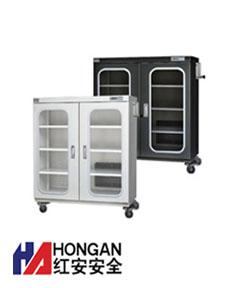 「435升」全自防静电氮气柜,防静电柜-黑色,瓷白色-NITROGEN STORAGE CABINET