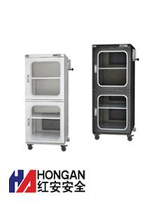 「540升」全自防静电氮气柜,防静电柜-黑色,瓷白色-NITROGEN STORAGE CABINET