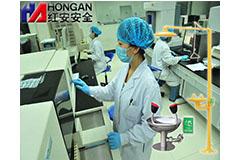 埃斯特维华义制药厂采用红安洗眼器