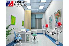 宁波人民医院采用红安洗眼器
