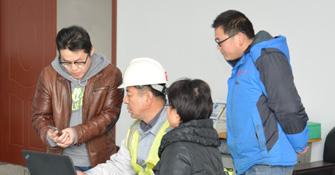 中石化建上门提货,洗眼器技术交流,上海红安洗眼器厂家