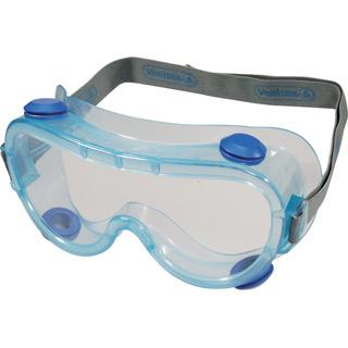 透明聚碳酸酯防化护目镜