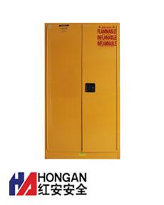 化学易燃品安全存储柜「45加仑」黄色-CHEMICAL SAFETY STORAGE CABINET