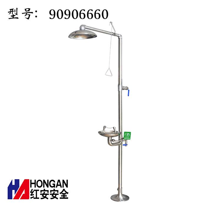 不锈钢排空防冻复合式洗眼器 90906660