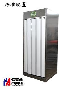 紧急不锈钢冲淋房电伴热洗眼器90902050-A